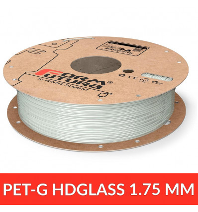 HD Glass filament - Fil PET 1.75 mm