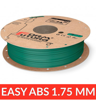 Consommable EasyFil ABS Dark Green FormFutura 1.75 mm