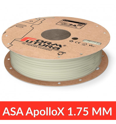 ASA - ApolloX Fil FormFutura 1.75 mm Naturel 750g