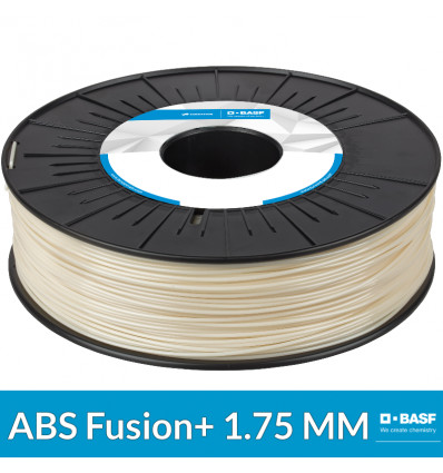ABS Fusion+ BASF : l'ABS ultime - 1.75 mm Naturel 750G