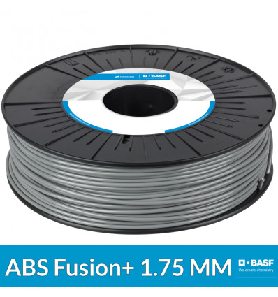 Filament BASF Ultrafuse : ABS Fusion+ 1.75 mm Gris 750G