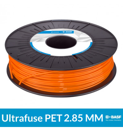 Ultrafuse BASF Filament PET Orange 2.85 mm - 750G