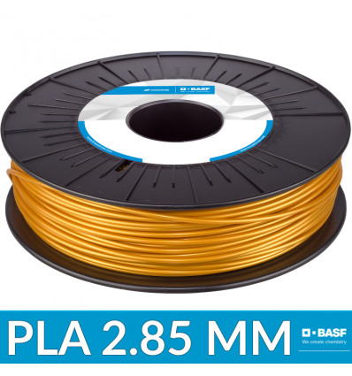 "Fil PLA 2.85 mm Innofil Or ""Gold"" - 750g"