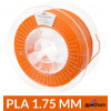 Fil imprimante 3D : PLA Spectrum Orange carotte 1.75 mm - 1kg
