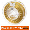 """PLA 1.75 mm SILK Glossy Or """"Glorious Gold"""" 1.75 mm - Spectrum"""