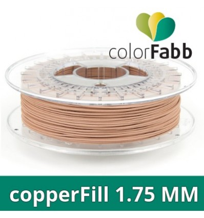 ColorFabb copperFill - Filament Cuivre 1.75 mm