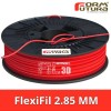 FormFutura FlexiFil Rouge-2.85 mm