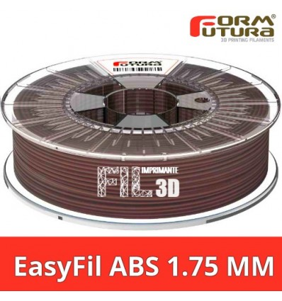 ABS EasyFil FormFutura Brown 1.75 mm